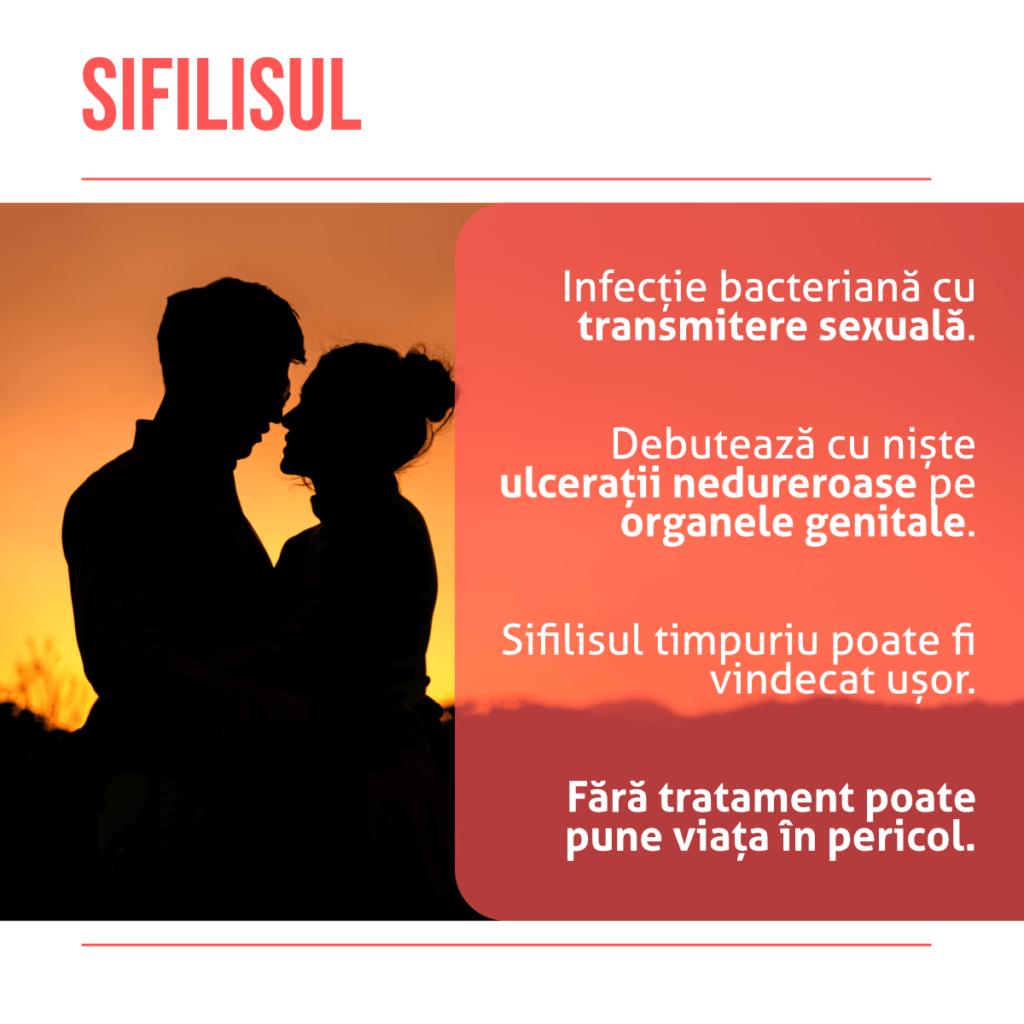 pierderea în greutate sifilis