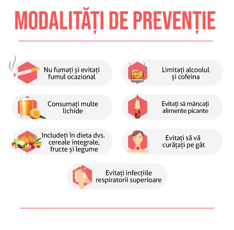 Metode de preventie lariginta